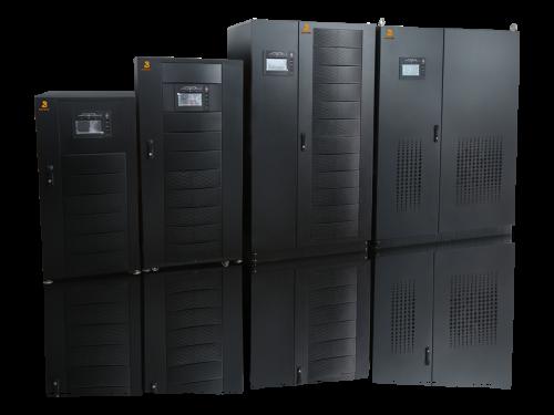 CHP3000系列中大功率三进三出工频在线式UPS电源