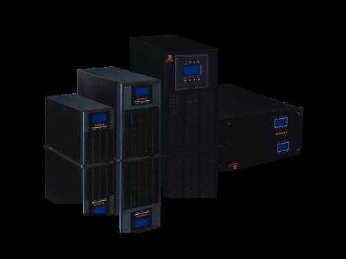 HS系列单进单出高频在线式UPS电源