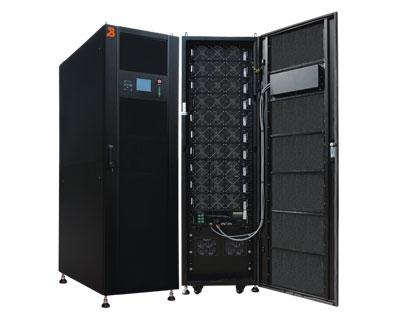 柏克BKH系列阵列式模块化UPS电源