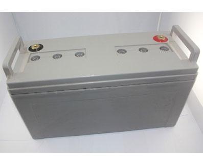 胶体免维护蓄电池